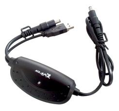 KLAN 12V USB Akkulaturi Li-akuille 173f4d00ab